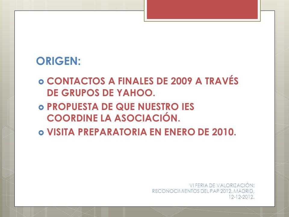 VISITA PREPARATORIA EN RUMANÍA TRES PAÍSES: ESPAÑA, GRECIA Y RUMANÍA.