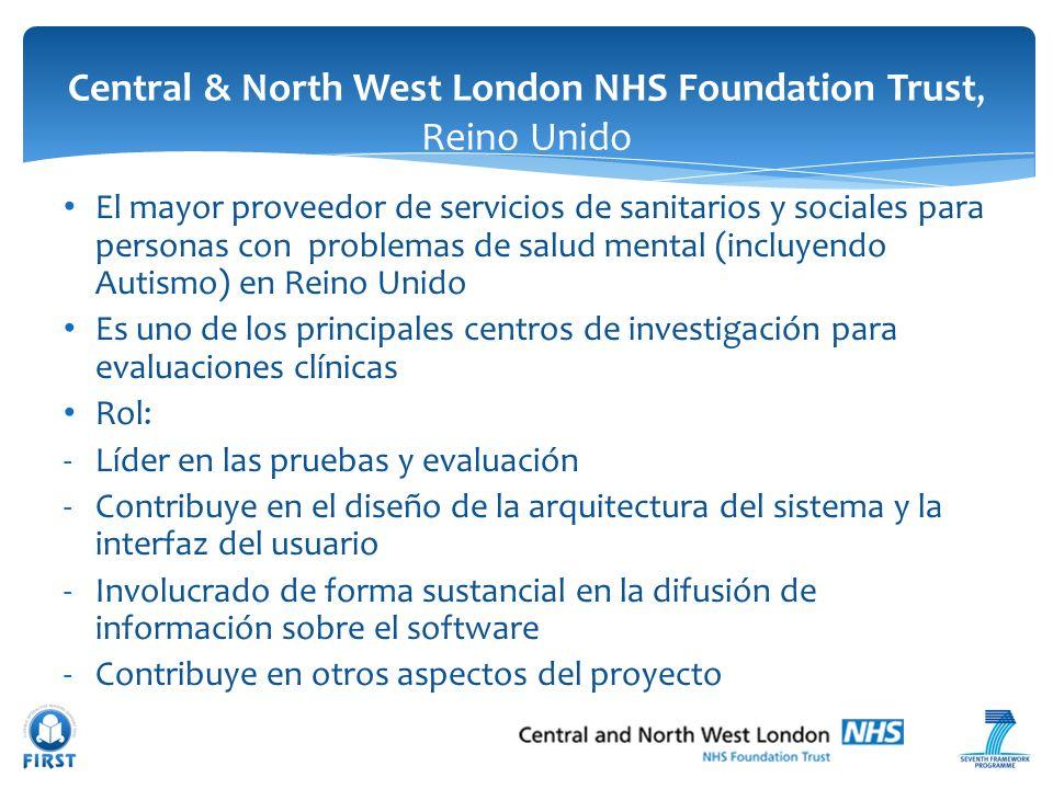 El mayor proveedor de servicios de sanitarios y sociales para personas con problemas de salud mental (incluyendo Autismo) en Reino Unido Es uno de los
