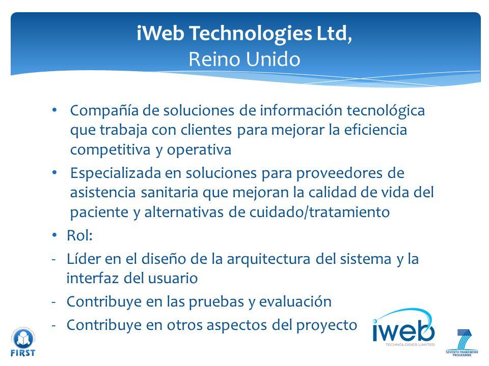 Compañía de soluciones de información tecnológica que trabaja con clientes para mejorar la eficiencia competitiva y operativa Especializada en solucio