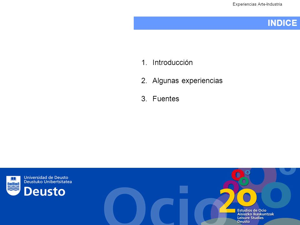Experiencias Arte-Industria Empresa: Astra Zeneca.