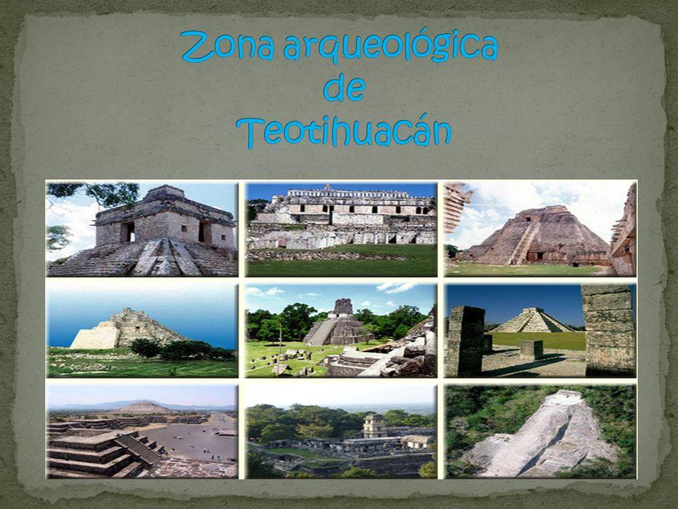 El palacio de Quetzalpapalotl Se ubica al suroeste de la Plaza de la Luna.