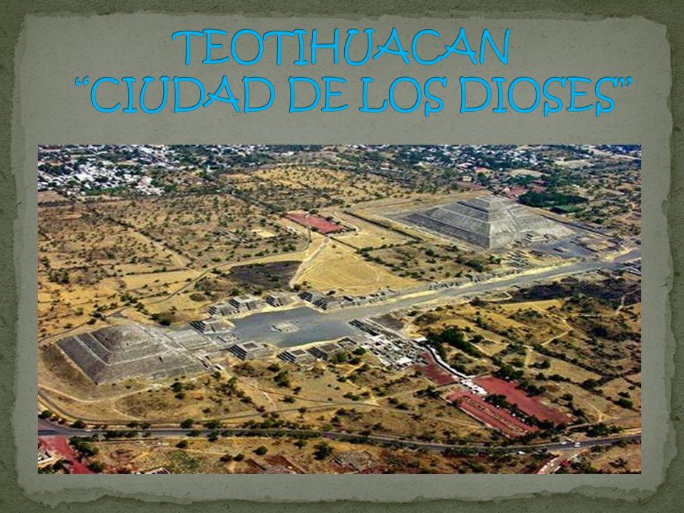 Es la estructura mas antigua y hermosa de todo Teotihuacán se accede por un túnel y al parecer permaneció a un templo que fue muy decorado.