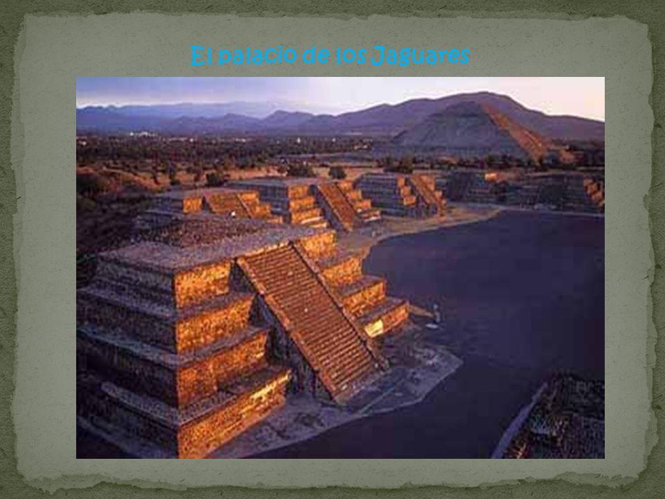 El palacio de los Jaguares