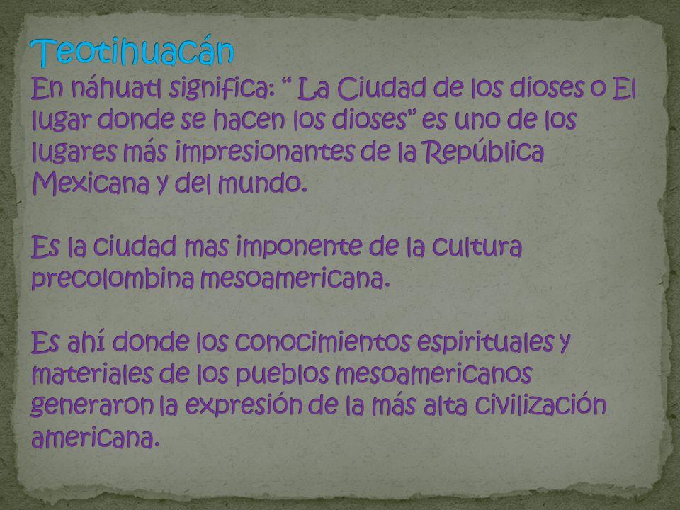 HORIZONTAL 1.-TEMPLO DEDICADO A LA SERPIENTE EMPLUMADA.