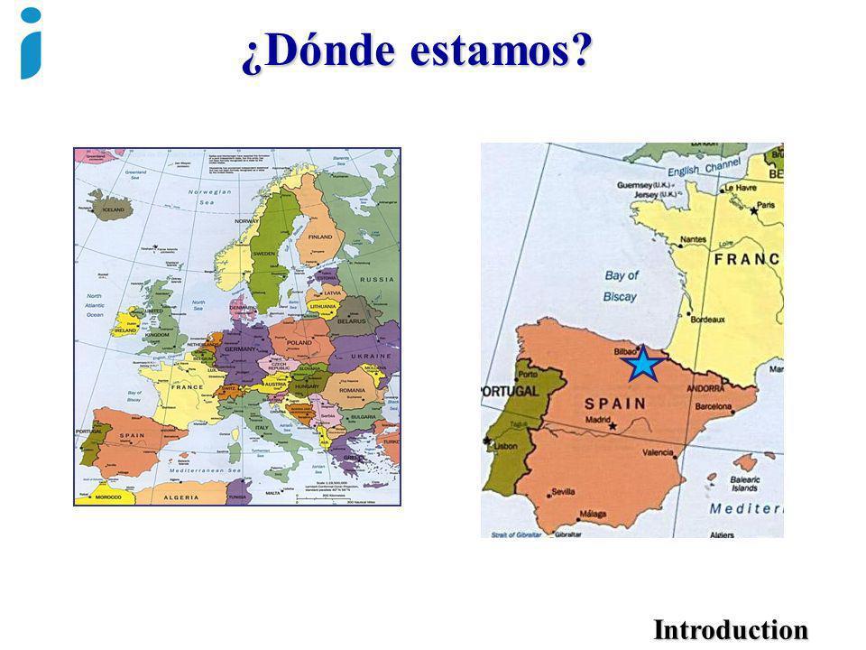 Idioma de estudio País bilingüe: español y euskera (vasco) Todos los cursos se enseñan en español; la mayoría también en euskera, pero siempre en grupos independientes.