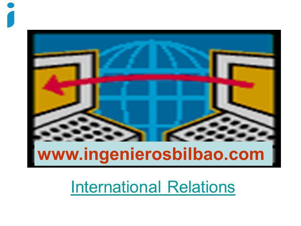 www.ingenierosbilbao.com International Relations