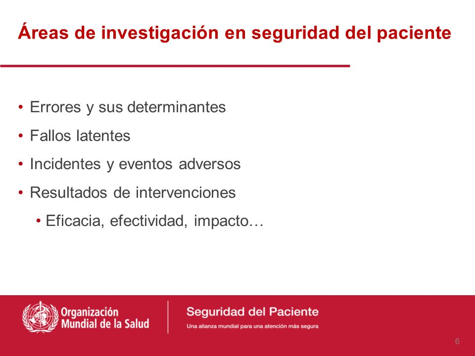 http://www.who.int/patientsafety/research/es/index.html 36