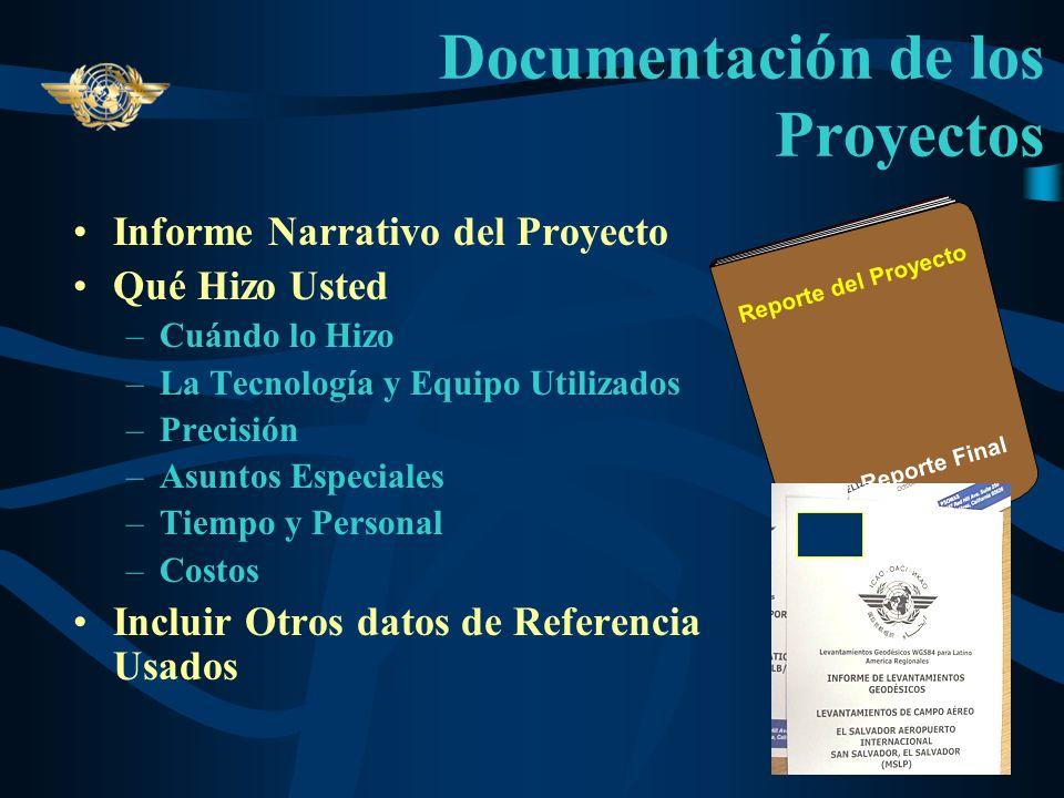 Datos Sobre Documentación Todos los Datos Deberán Tener Copias de Reserva y Guardarse en un Medio Claramente Rotulado –Discos Zip –CD-ROM –Discos de 3