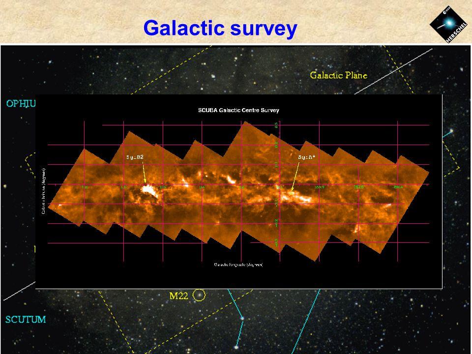 Santiago de Chile 23 Nov. 2006 Bruno Altieri VG # 32 http://www.esa.ithttp://www.esa.it http://herschel.esac.esa.int Galactic star formation 0.1L sun