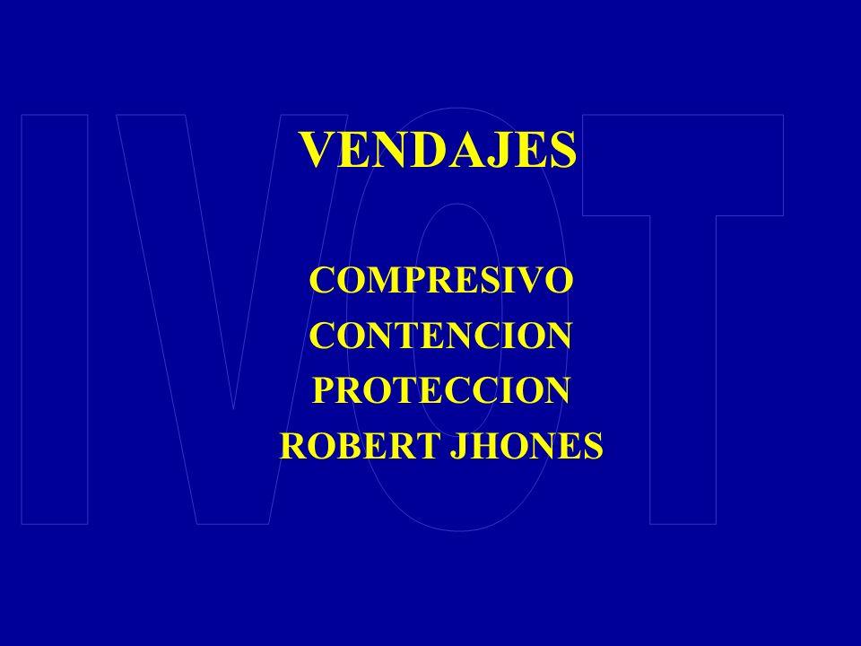VENDAJES COMPRESIVO CONTENCION PROTECCION ROBERT JHONES