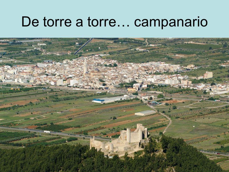 De torre a torre… campanario