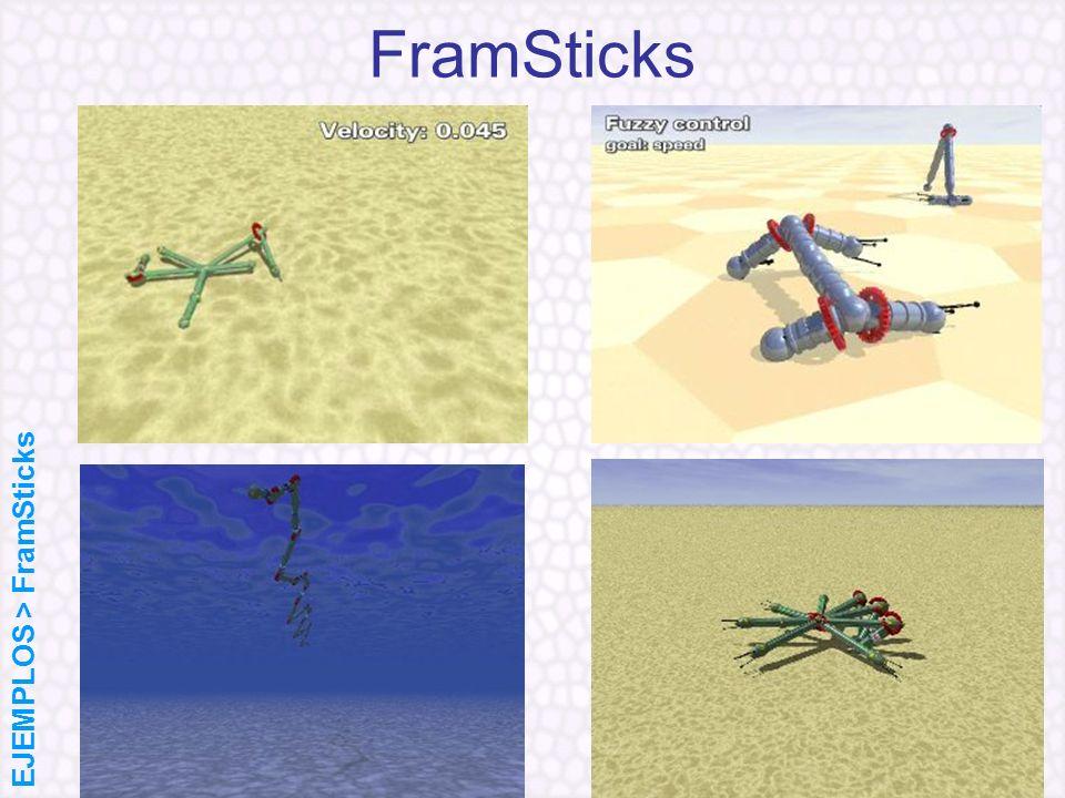 FramSticks EJEMPLOS > FramSticks