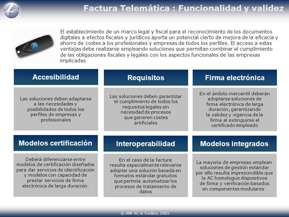 El establecimiento de un marco legal y fiscal para el reconocimiento de los documentos digitales a efectos fiscales y jurídicos aporta un potencial ci