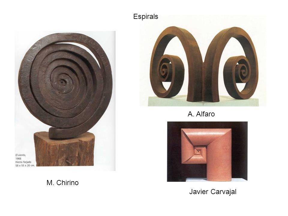 Espirals M. Chirino A. Alfaro Javier Carvajal