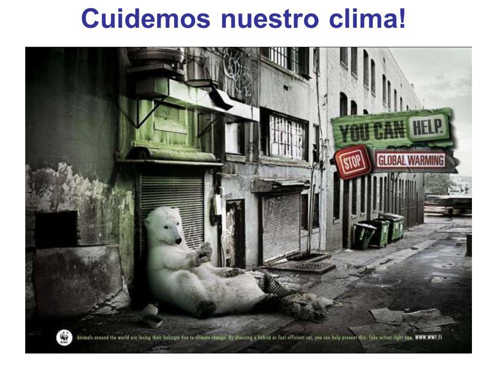 Cuidemos nuestro clima!