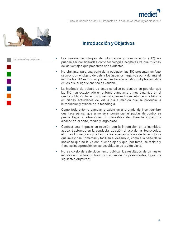 El uso saludable de las TIC: impacto en la población infantil y adolescente 115 El futuro y la gestión del cambio Dina A3