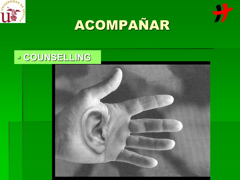 ACOMPAÑAR COUNSELLING COUNSELLING