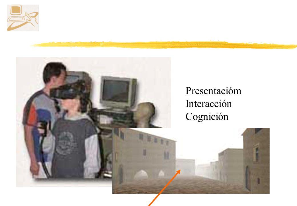 La interfaz Definición zSon las partes del sistema con las que el usuario entra en contacto física y cognitivamente zLas interfaces han de ser usables