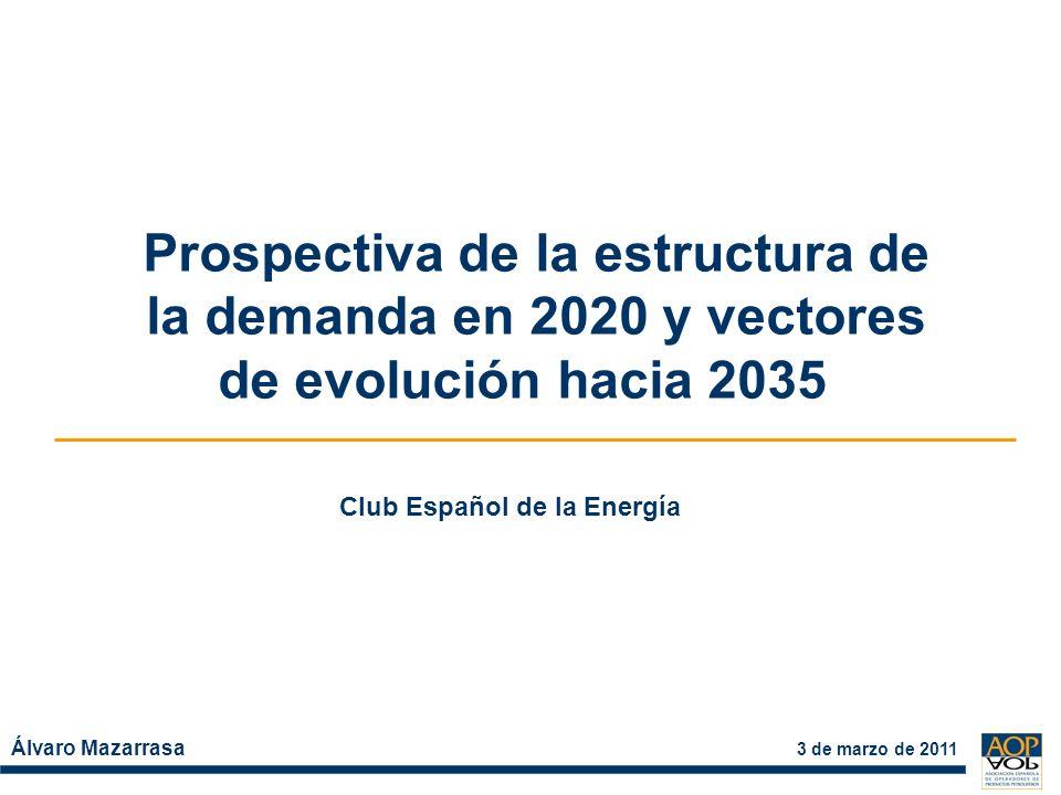 2 2 AOP: Asociación Española de Operadores de Productos Petrolíferos AOP está integrada por empresas que comercializan productos petrolíferos en España y poseen capacidad de refino en Europa.