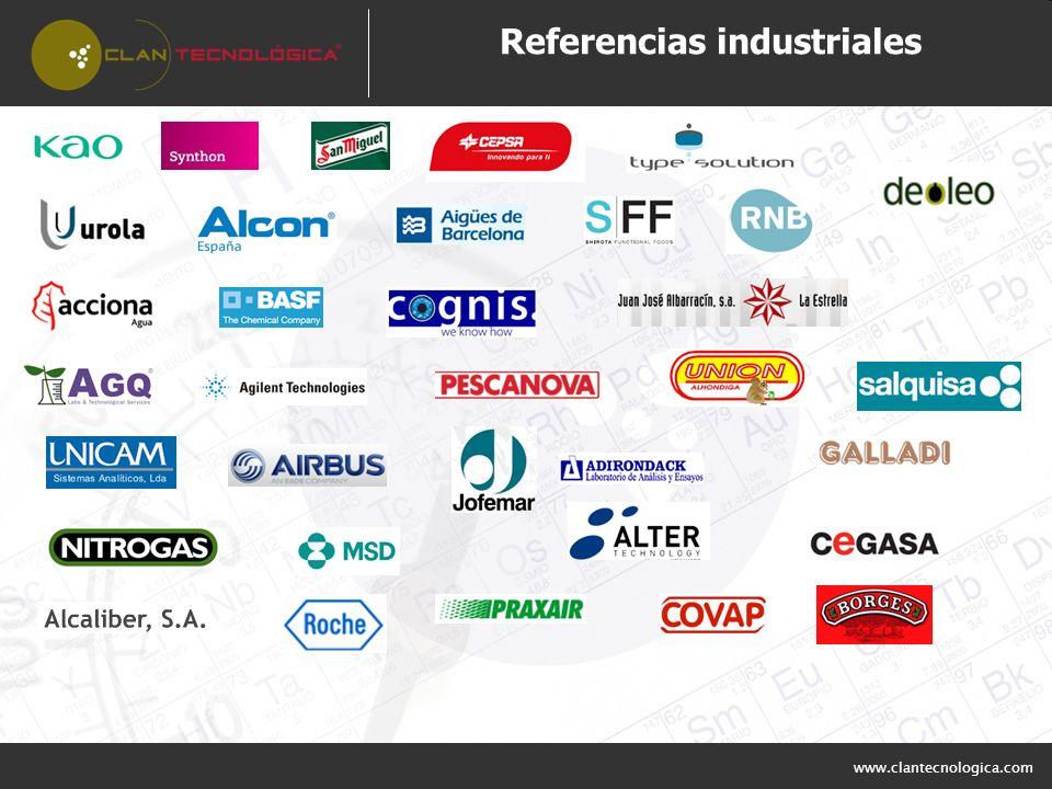 www.clantecnologica.com Juan Carlos Fernández Director de Proyectos jcfernandez@clantecnologica.es T: (+34)955.33.81.10 M: (+34)608.53.32.65 CLAN TECNOLÓGICA, SL C/ Industria 5 Ed.