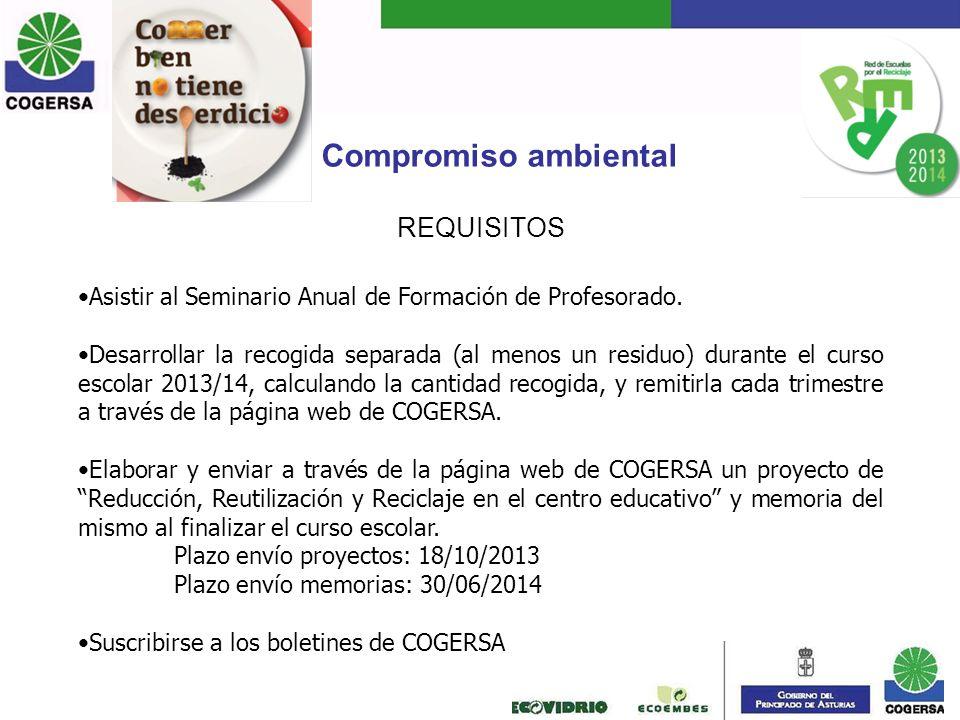 NUEVAS SESIONES FORMATIVAS Jornada formativa anual sobre compostaje en enero Jornada formativa para nuevos centros de la RER antes del 18 de enero.