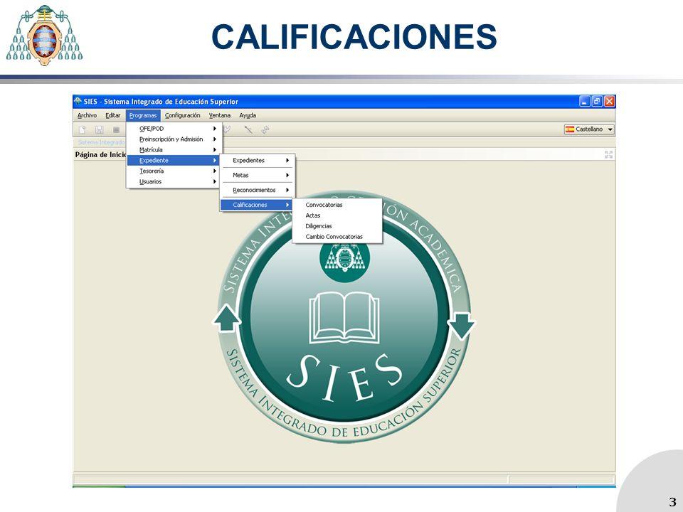 CALIFICACIONES 3