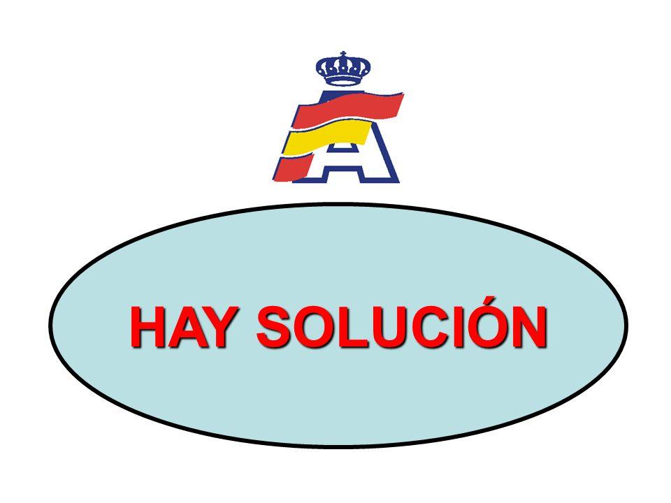 HAY SOLUCIÓN