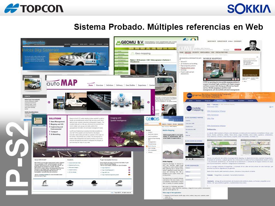 IP-S2 Sistema Probado. Múltiples referencias en Web
