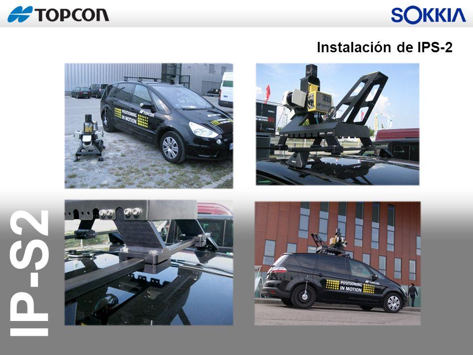IP-S2 Instalación de IPS-2