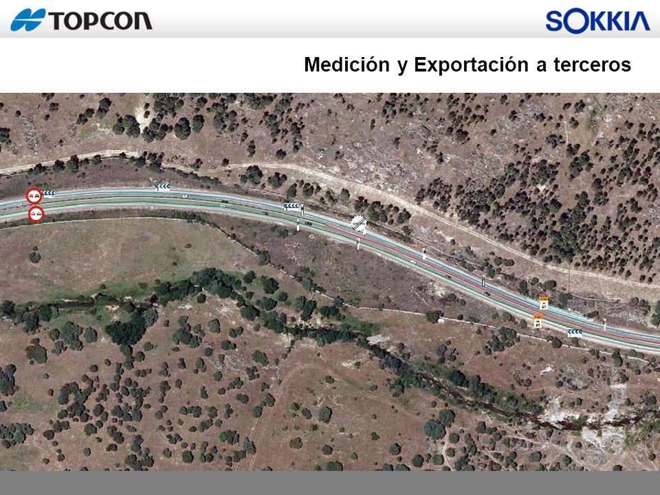 IP-S2 Medición y Exportación a terceros