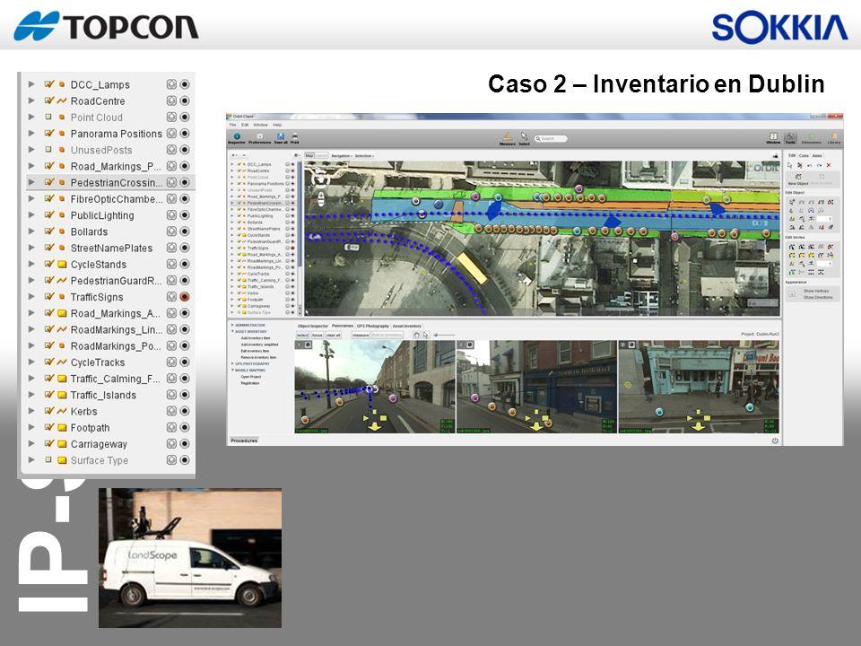 IP-S2 Caso 2 – Inventario en Dublin