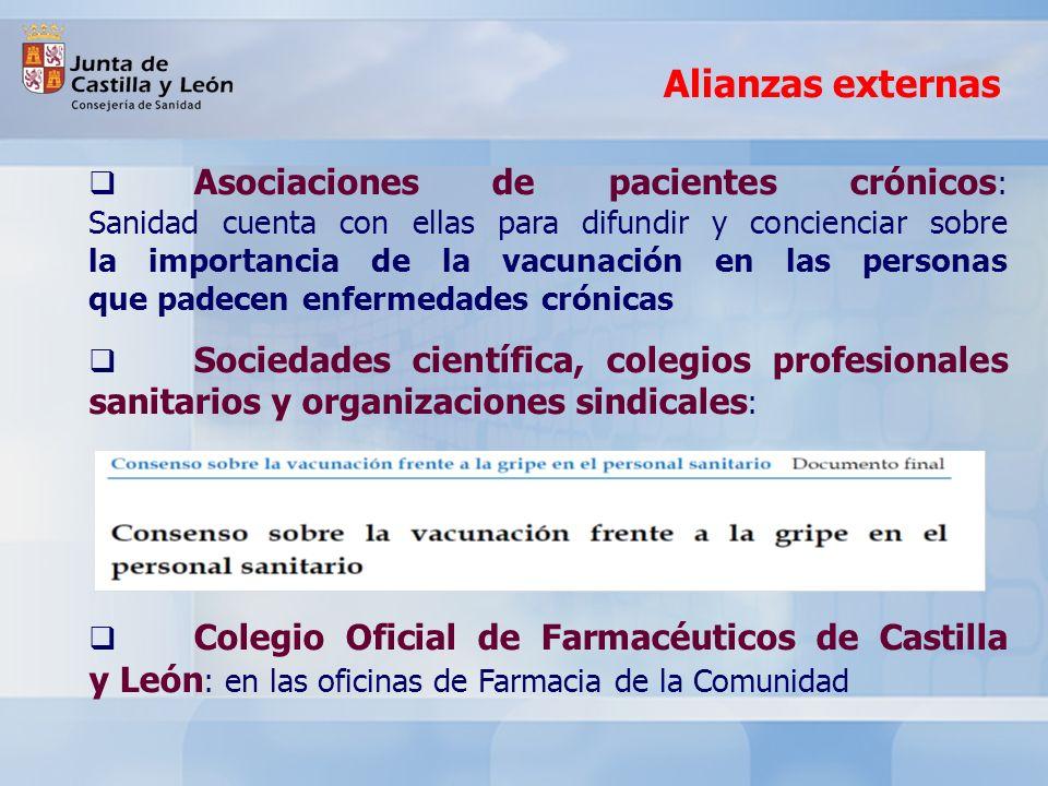 Estrategia de vacunación e información