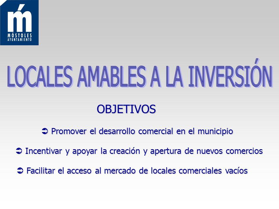 EMPESA Asesoramiento sobre Emprendimiento y metodología Locales Amables a la Inversión.
