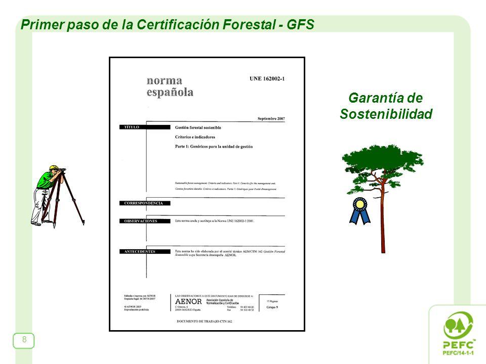 8 Garantía de Sostenibilidad