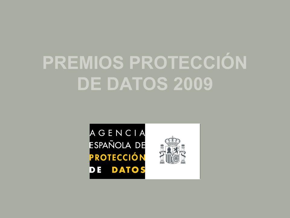 PREMIOS DIFUSIÓN 2009 PREMIO PRINCIPAL