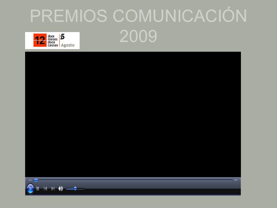 PREMIOS DIFUSIÓN 2009 Ignacio Buenavista Miguel Ángel Martínez Proyecto documental sobre riesgos para los menores ante el uso de las nuevas tecnologías