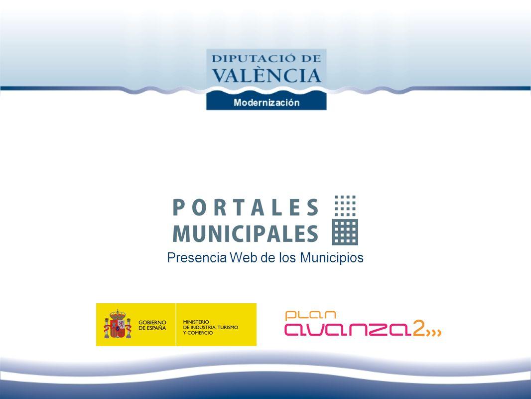 Qué es Portales Municipales es la Plataforma de gestión de contenidos adaptada a las entidades locales (EELL) Un sistema potente para facilitar la presencia web de las EELL