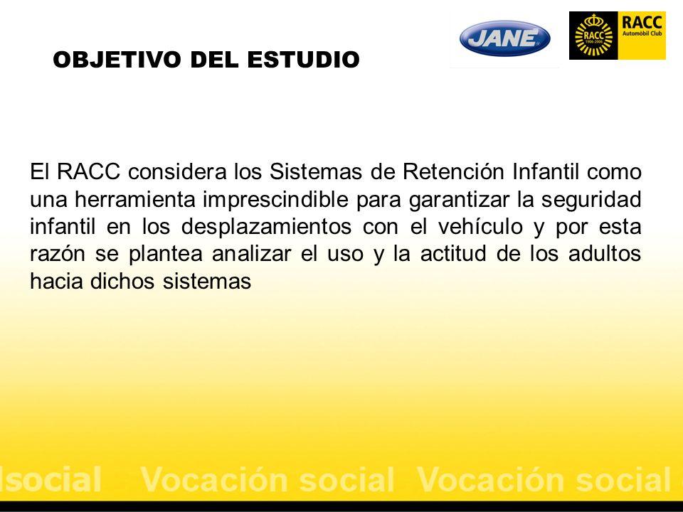 El RACC considera los Sistemas de Retención Infantil como una herramienta imprescindible para garantizar la seguridad infantil en los desplazamientos
