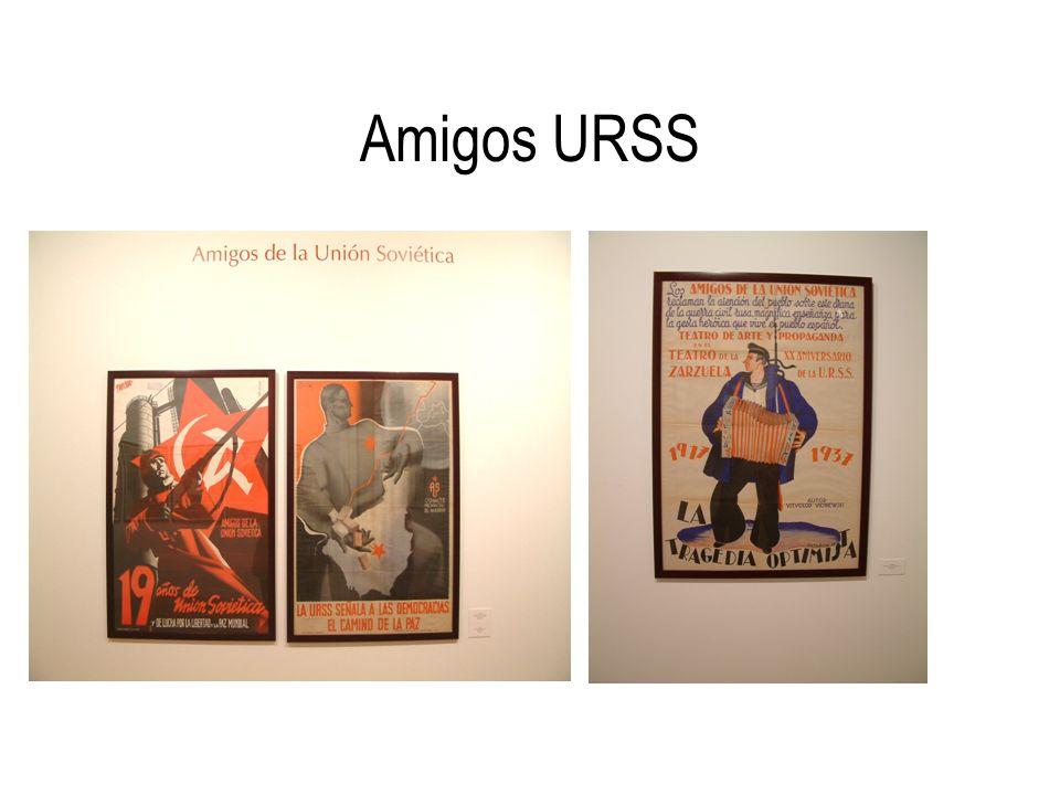Amigos URSS