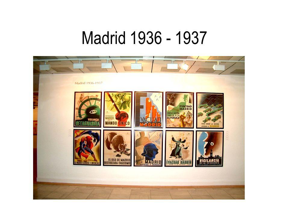Madrid 1936 - 1937