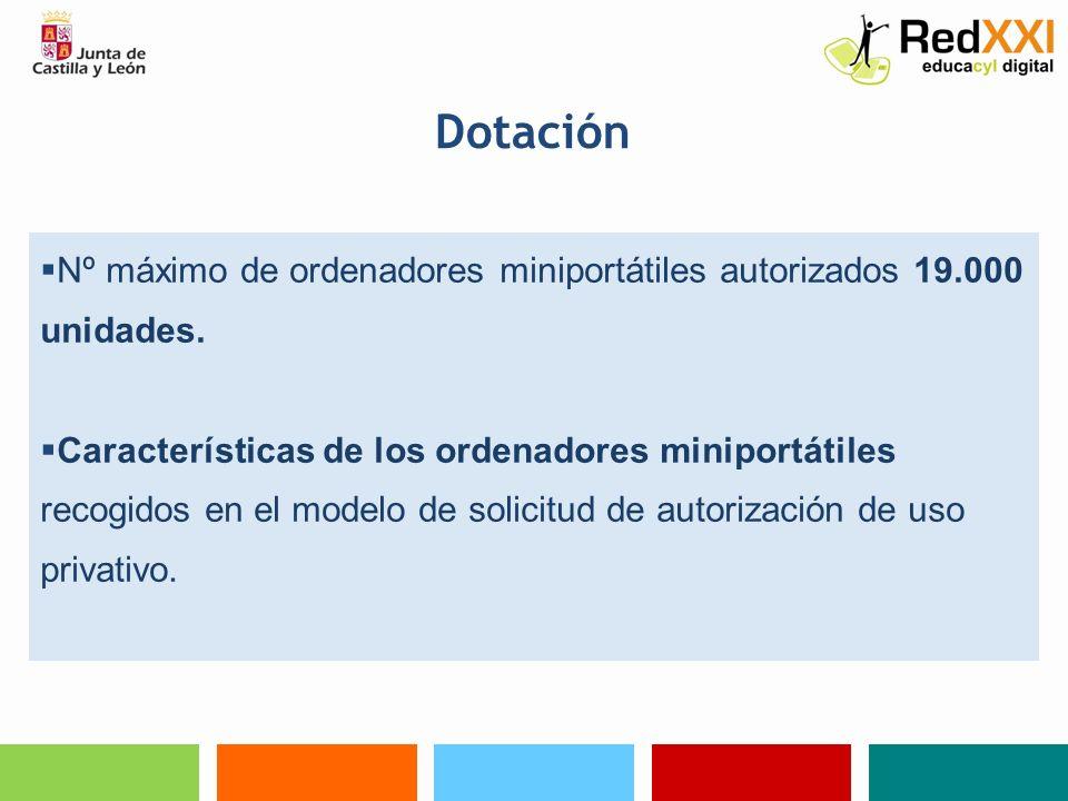 Solicitudes Modelo de solicitud: Anexo I y www.tramitacastillayleon.jcyl.es Instrucciones de cumplimentación: Anexo II.