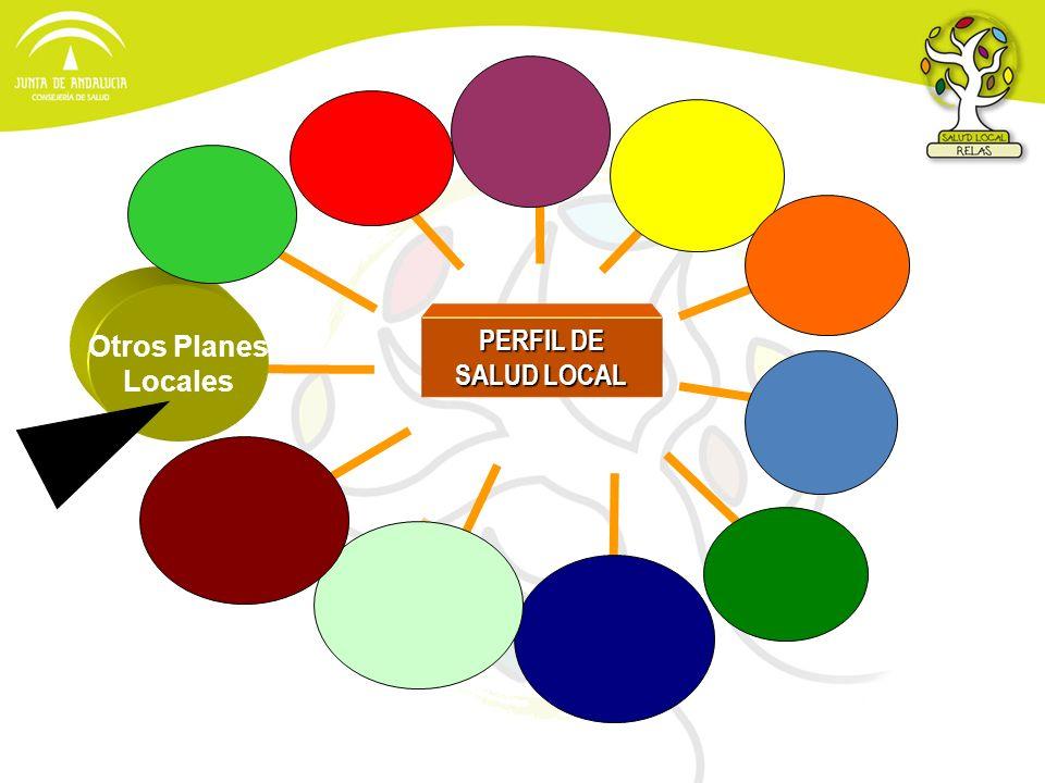PERFIL DE SALUD LOCAL Otros Planes Locales