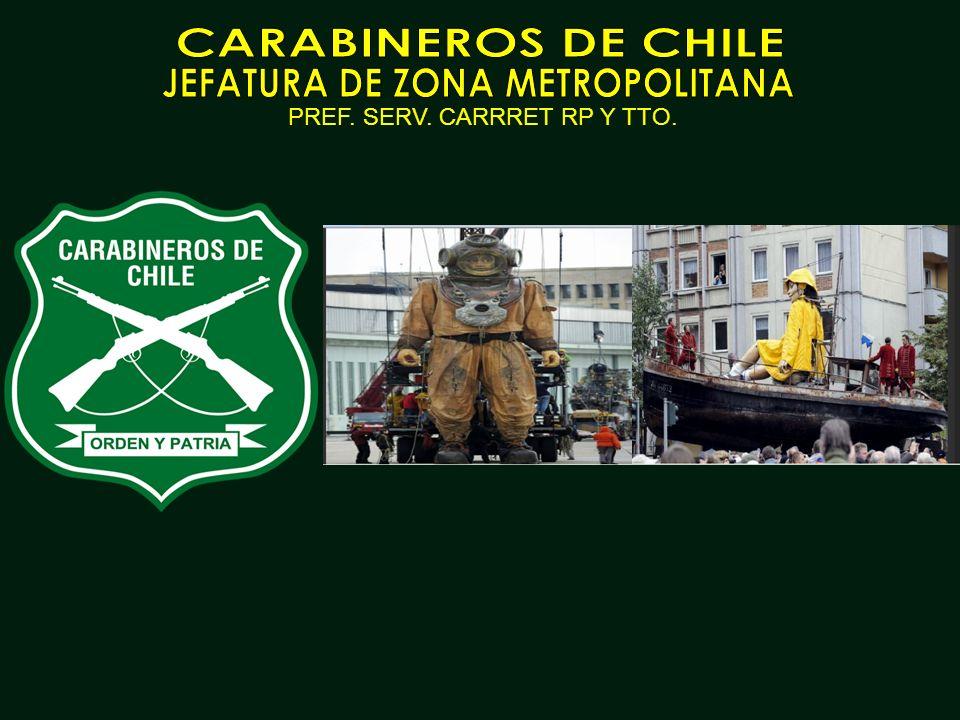 PREF. SERV. CARRRET RP Y TTO.