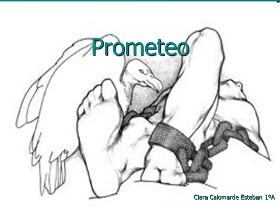Guión ¿Quién es Prometeo.¿Quién es Prometeo.