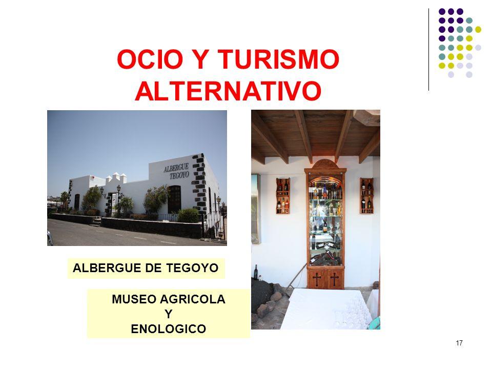 17 OCIO Y TURISMO ALTERNATIVO ALBERGUE DE TEGOYO MUSEO AGRICOLA Y ENOLOGICO