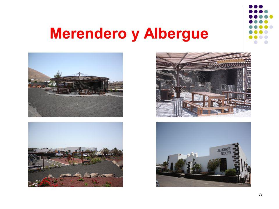 39 Merendero y Albergue