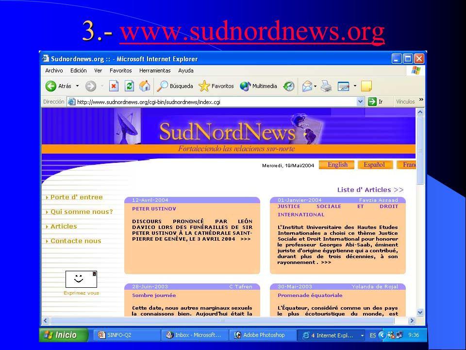 3.- 3.- www.sudnordnews.orgwww.sudnordnews.org