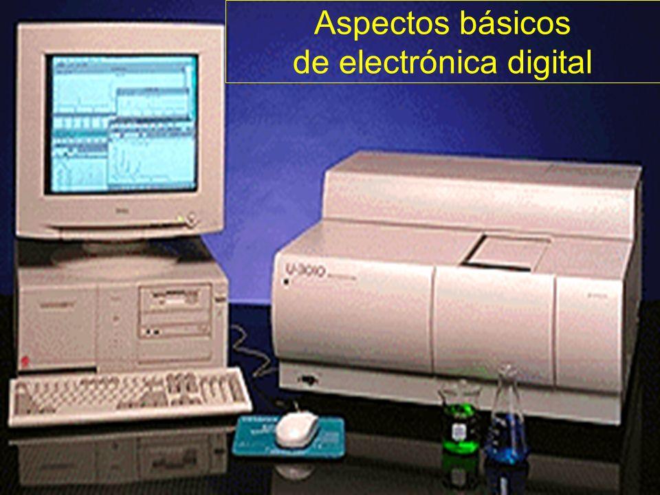 Aspectos básicos de electrónica digital