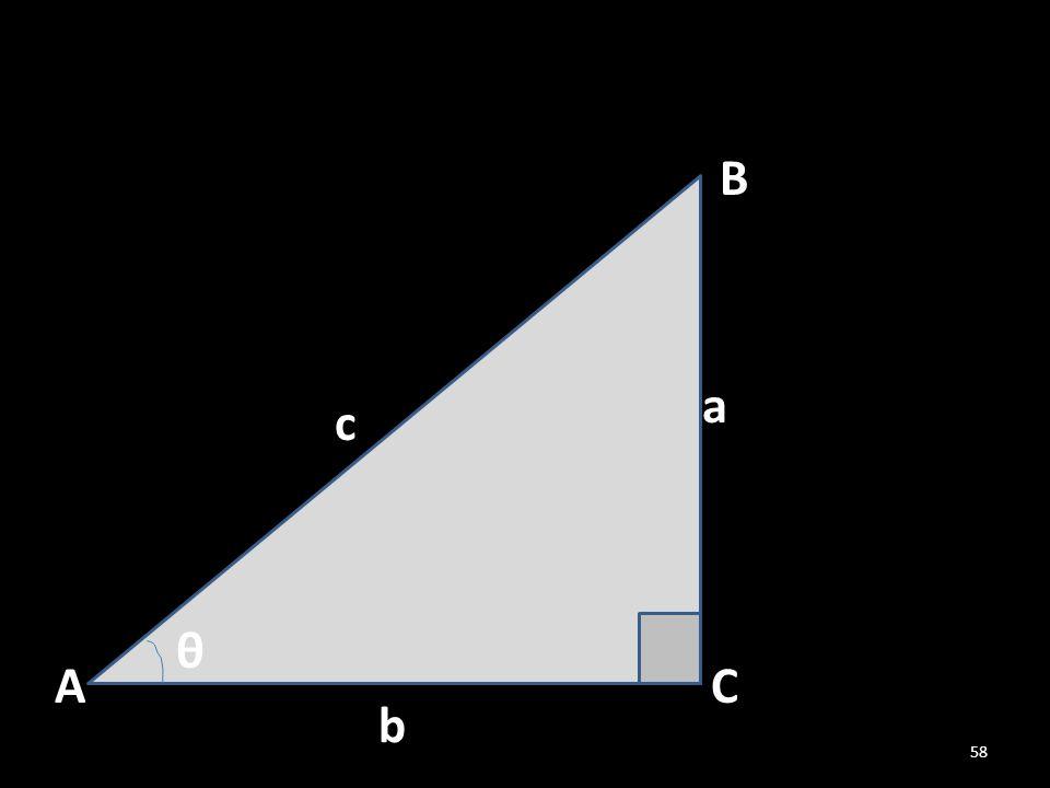 58 A b C a c B θ