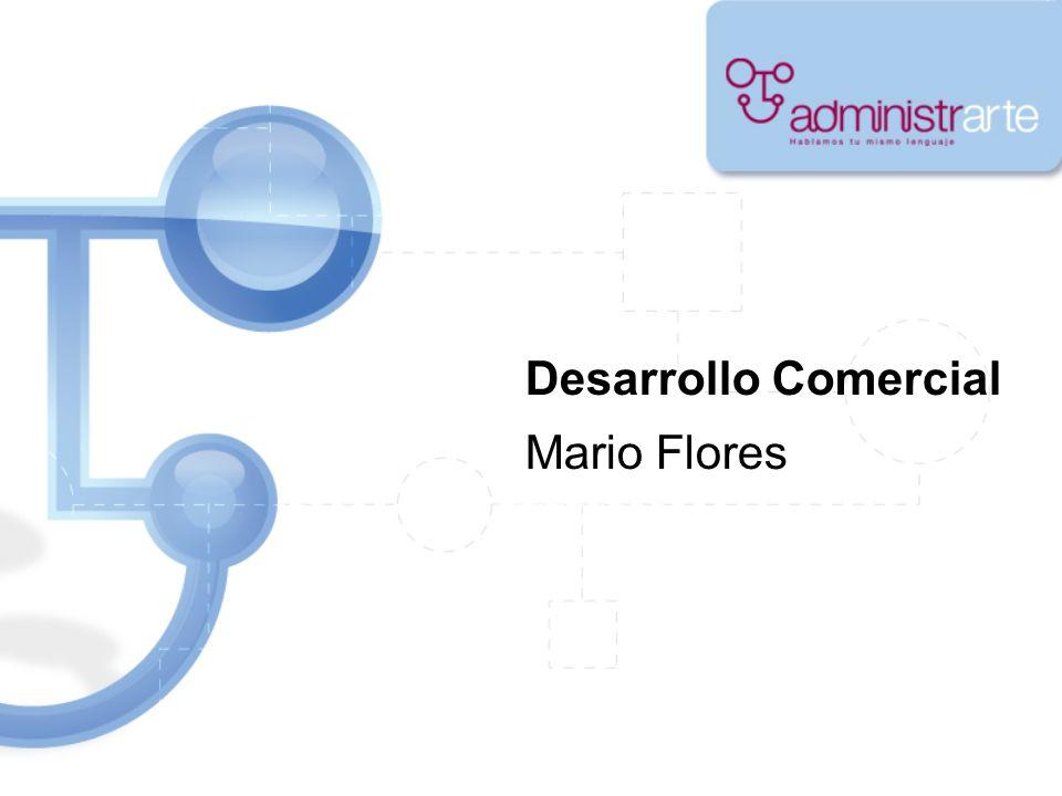 Desarrollo Comercial Mario Flores